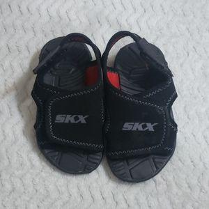 SKECHERS sandals baby boy size 6